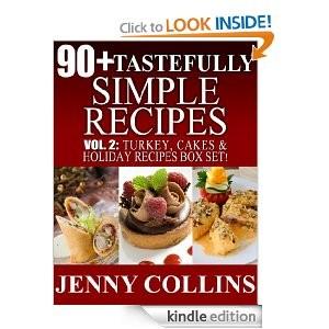 90+ tastefully simple recipes box set